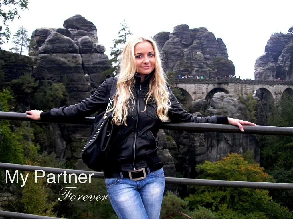 Beautiful Bride from Ukraine - Ekaterina from Vinnitsa, Ukraine