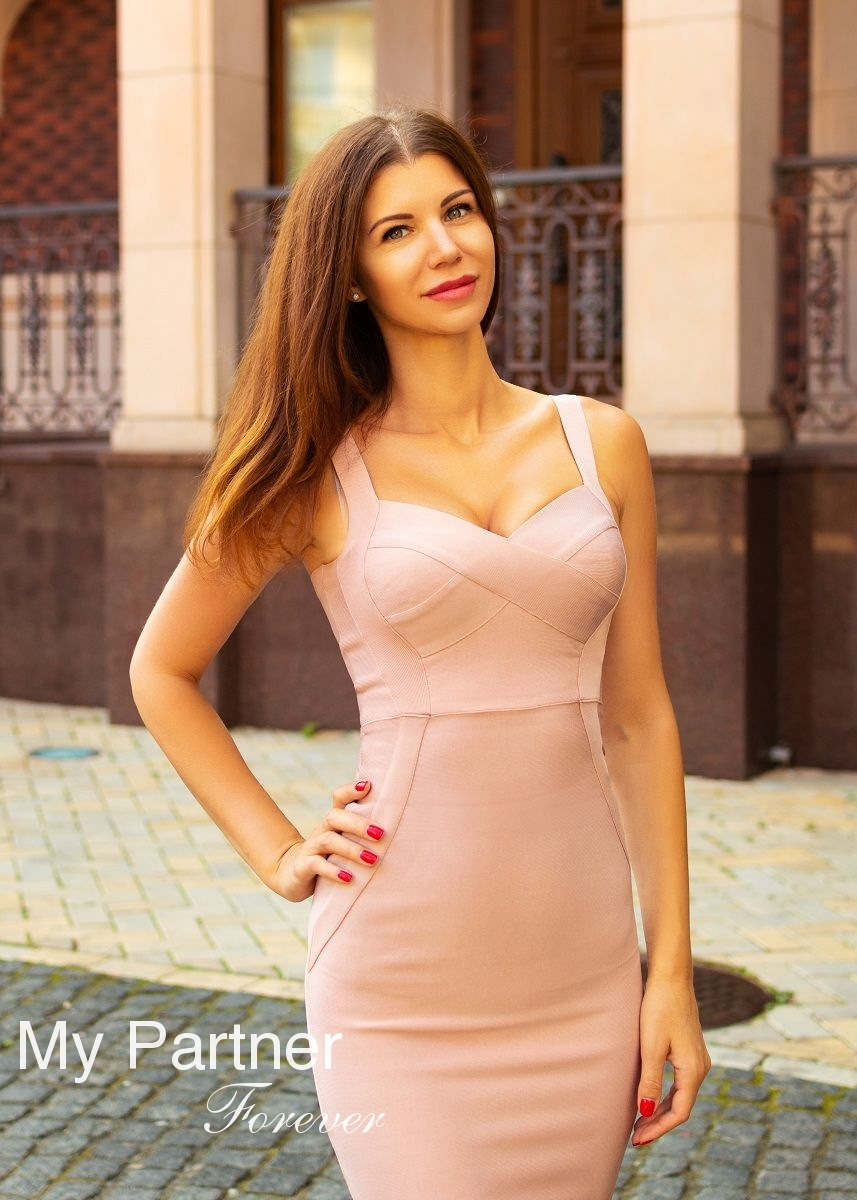 Beautiful Lady from Ukraine - Olga from Kiev, Ukraine