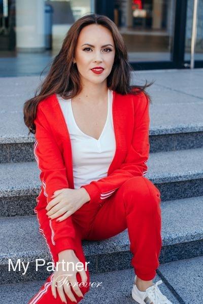 Beautiful Lady from Ukraine - Olga from Zaporozhye, Ukraine