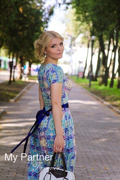 Beautiful Russian Lady Nadezhda from Pskov, Russia