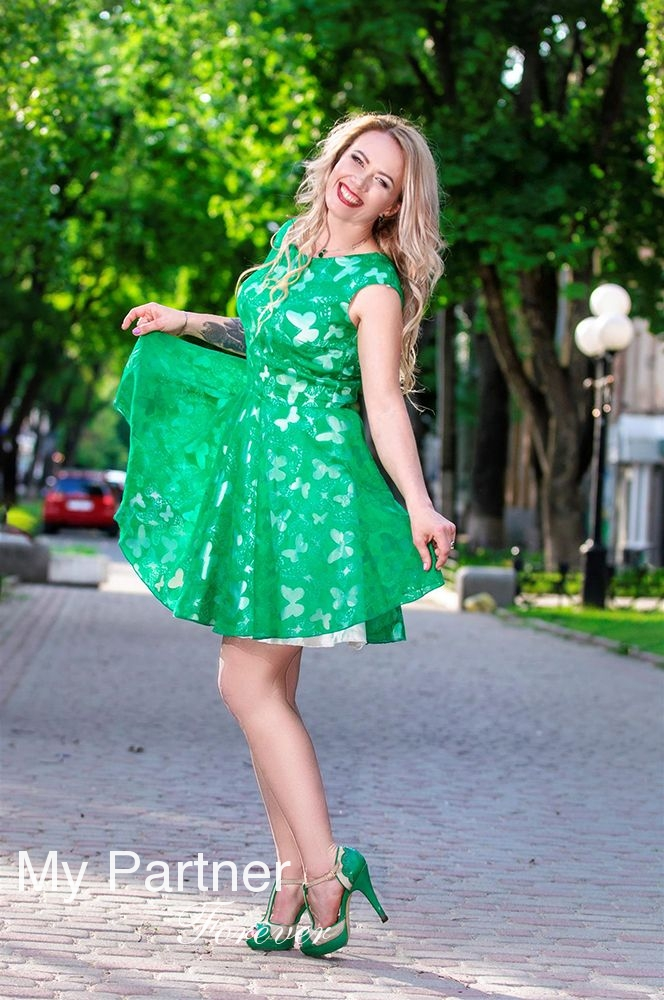 Beautiful Ukrainian Lady Yuliya from Poltava, Ukraine