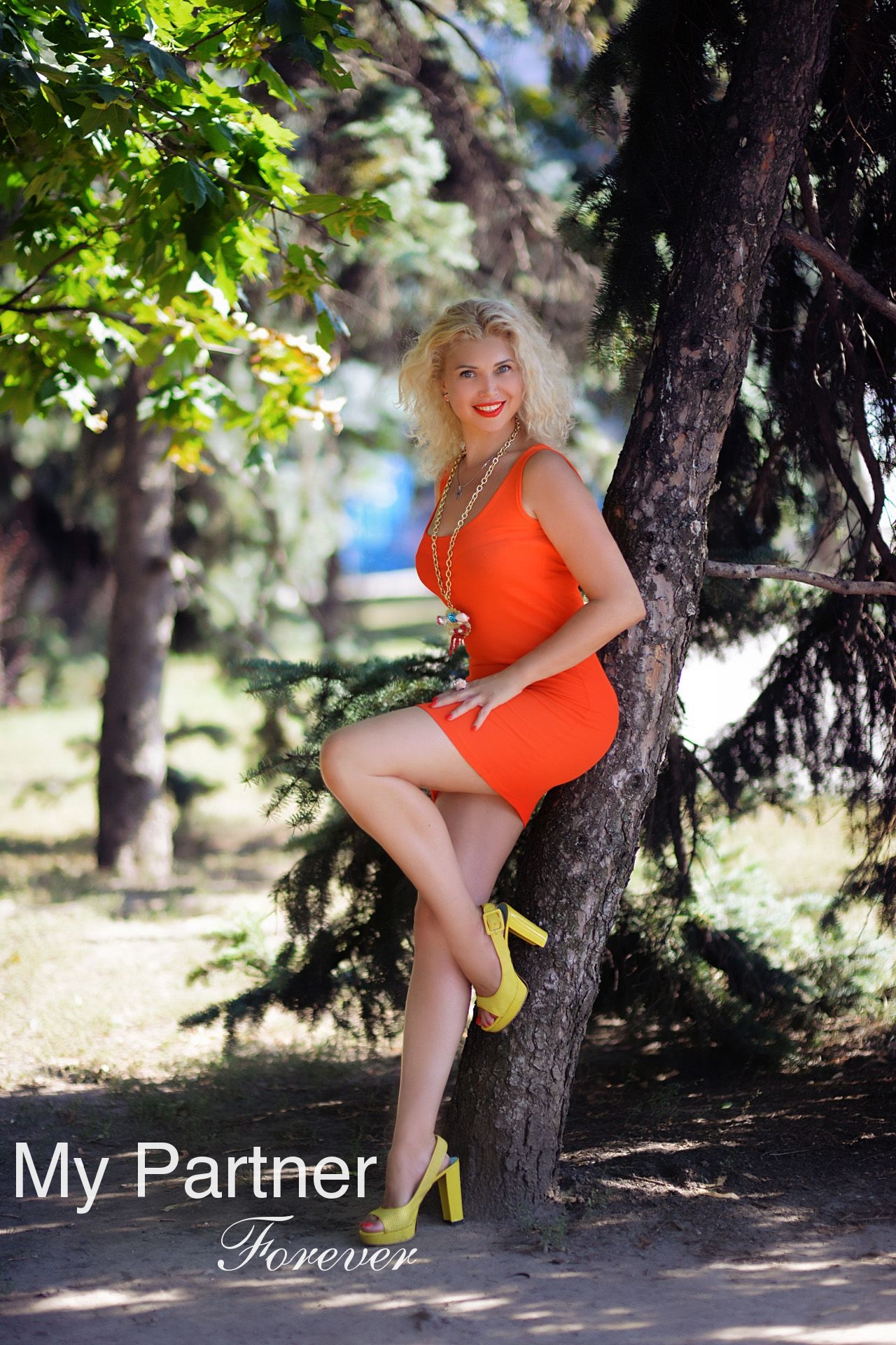 Beautiful Woman from Ukraine - Alina from Kharkov, Ukraine
