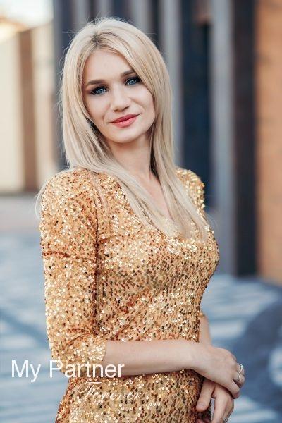 Beautiful Woman from Ukraine - Anna from Zaporozhye, Ukraine