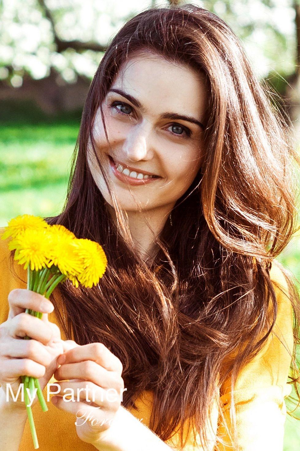 Belarusian Girl Seeking Marriage - Oksana from Grodno, Belarus