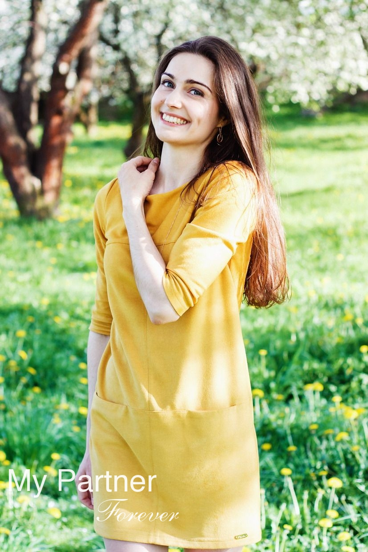 Belarusian Girls Dating - Meet Oksana from Grodno, Belarus