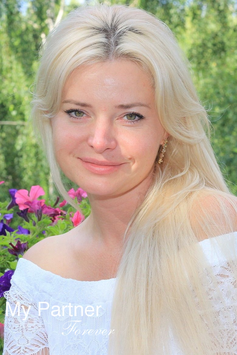 Belarusian Girls Matchmaking - Meet Zhanna from Minsk, Belarus