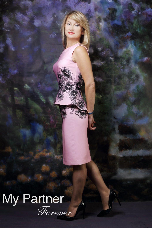 Belarusian Woman Seeking Marriage - Lyudmila from Grodno, Belarus