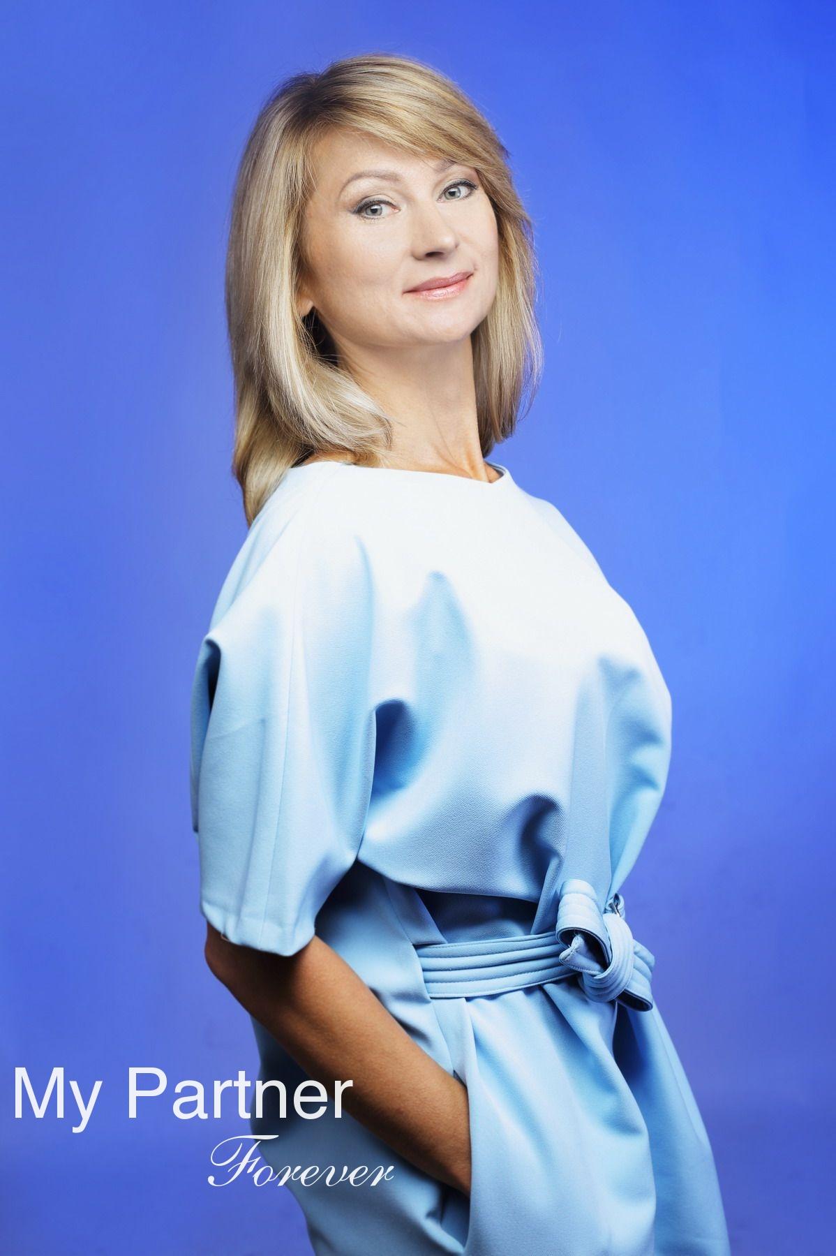 Belarusian Women Dating - Meet Lyudmila from Grodno, Belarus