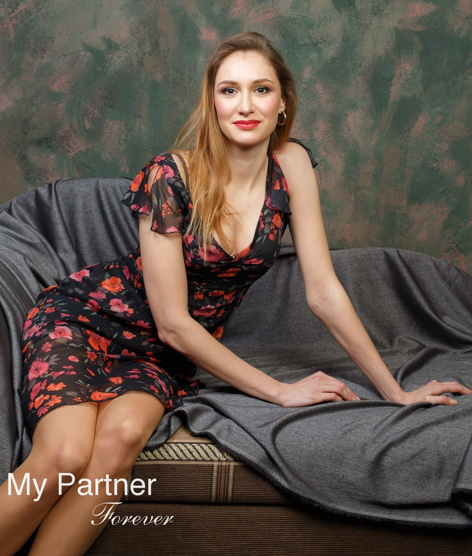 Charming Belarusian Lady Elena from Grodno, Belarus