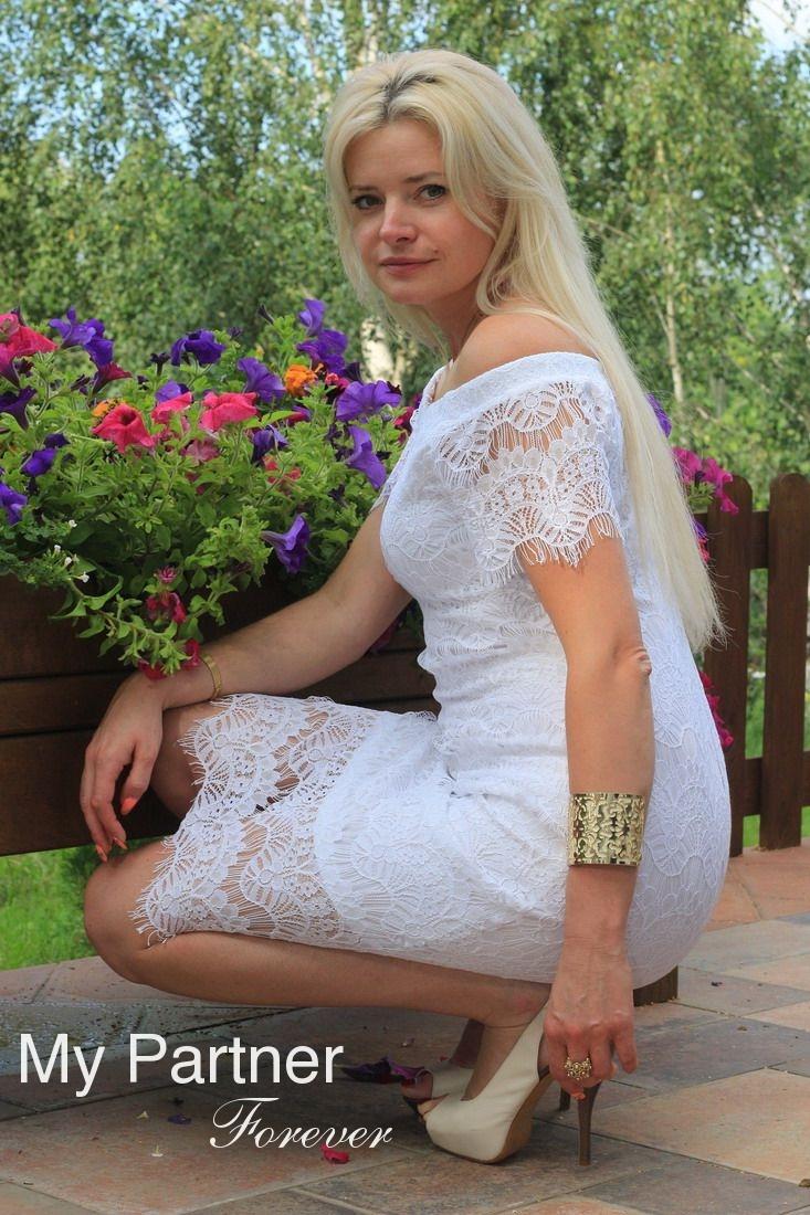 Charming Belarusian Lady Zhanna from Minsk, Belarus