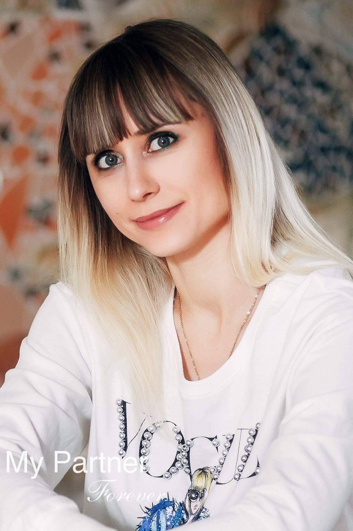 Charming Belarusian Woman Lyudmila from Grodno, Belarus
