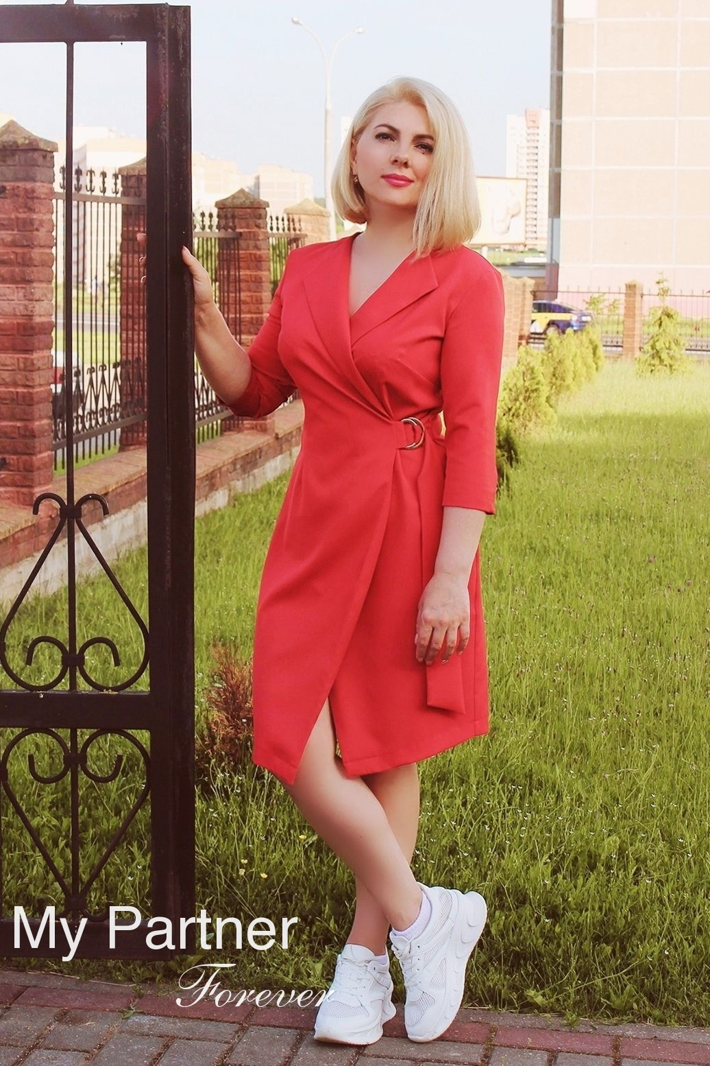 Charming Bride from Belarus - Alla from Grodno, Belarus