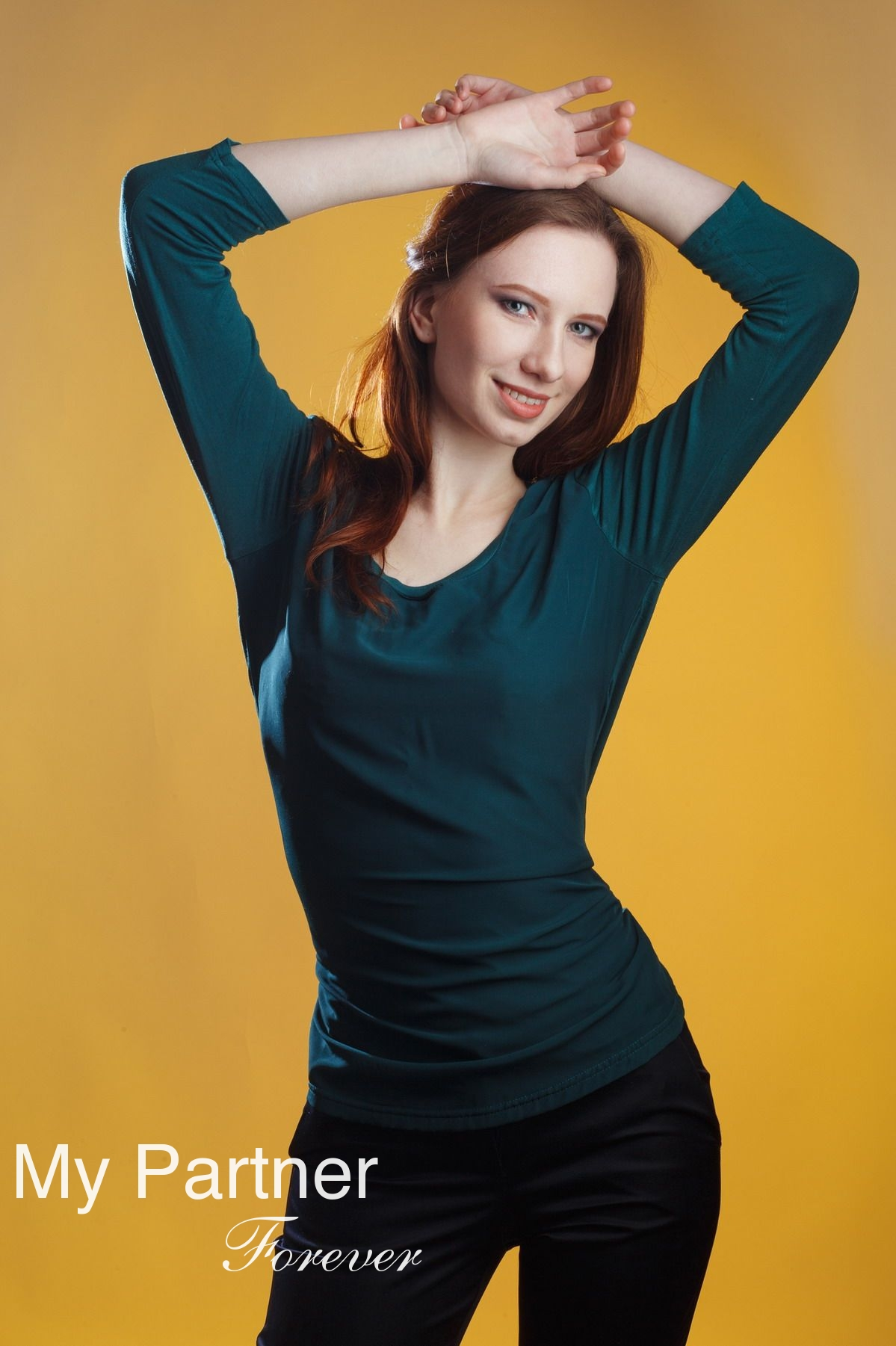 Charming Bride from Belarus - Karina from Grodno, Belarus