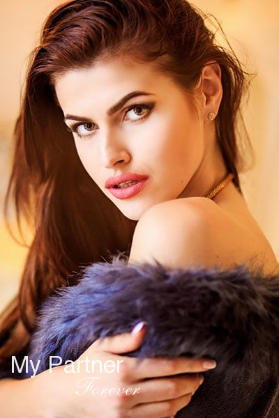 Charming Girl from Ukraine - Anastasiya from Zaporozhye, Ukraine
