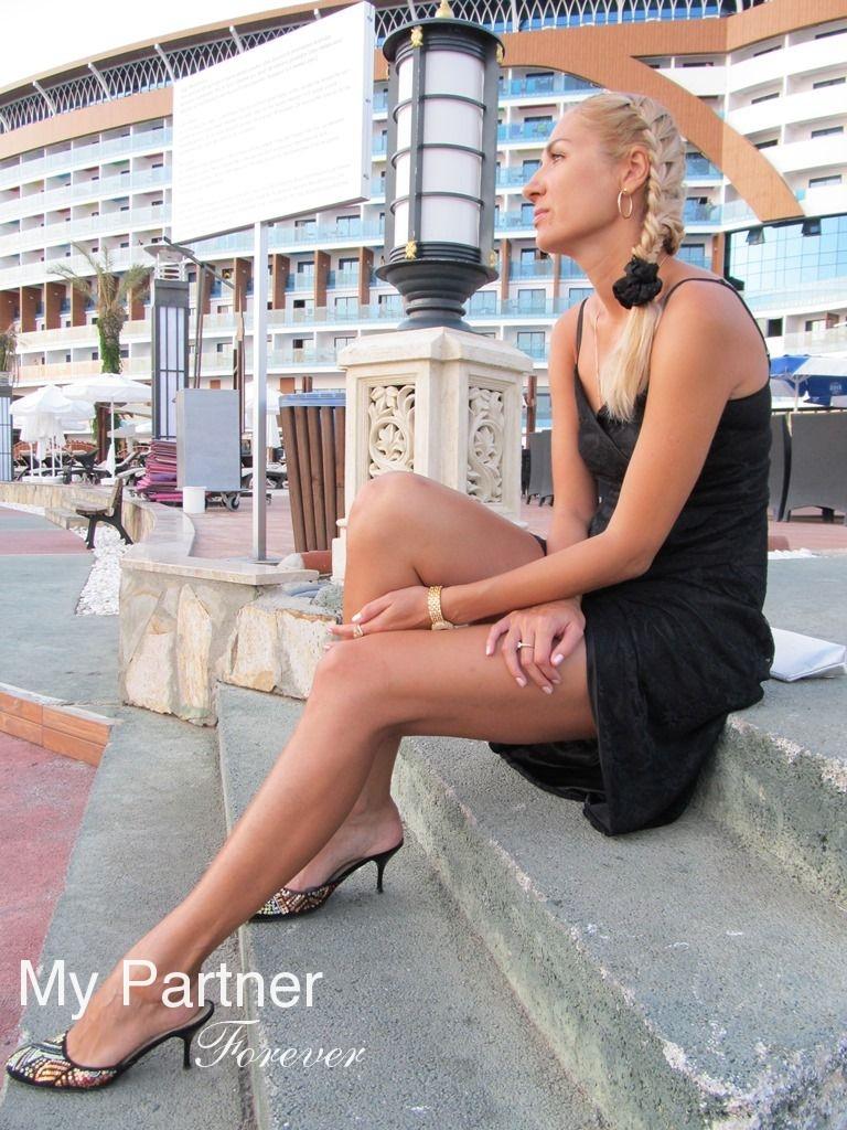 Charming Girl from Ukraine - Tatiyana from Vinnitsa, Ukraine