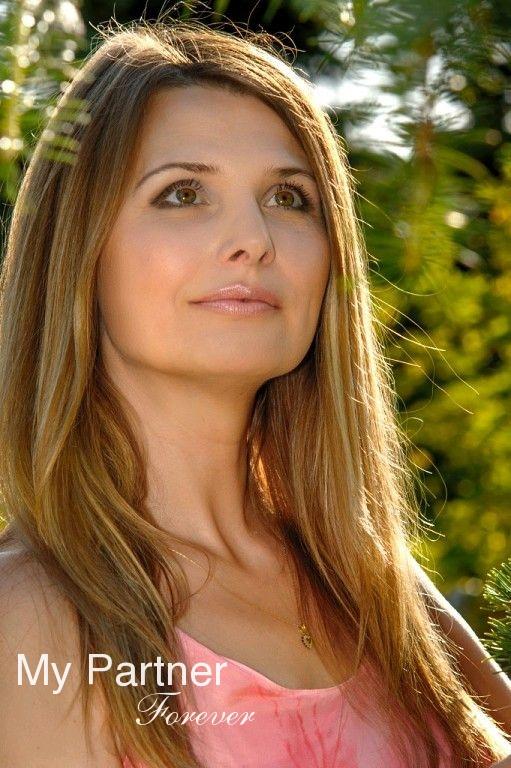 Charming Lady from Ukraine - Lilya from Mariupol, Ukraine