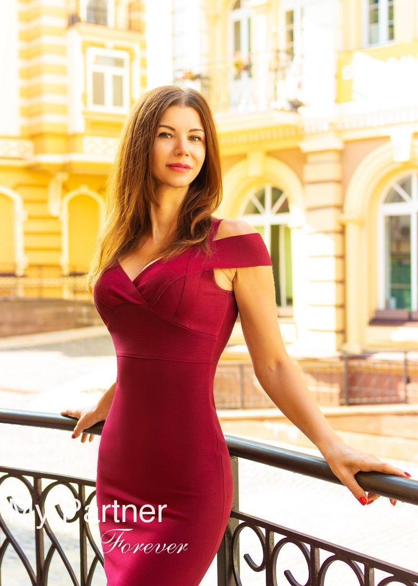 Charming Lady from Ukraine - Olga from Kiev, Ukraine
