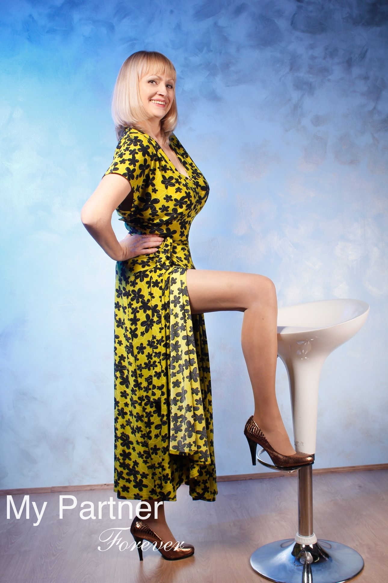 Charming Ukrainian Bride Lyudmila from Zaporozhye, Ukraine