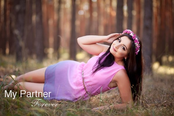 Charming Ukrainian Girl Marina from Kharkov, Ukraine