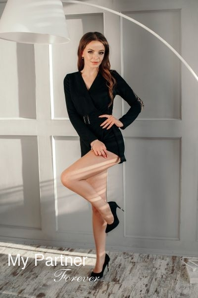 Charming Ukrainian Woman Karina from Zaporozhye, Ukraine