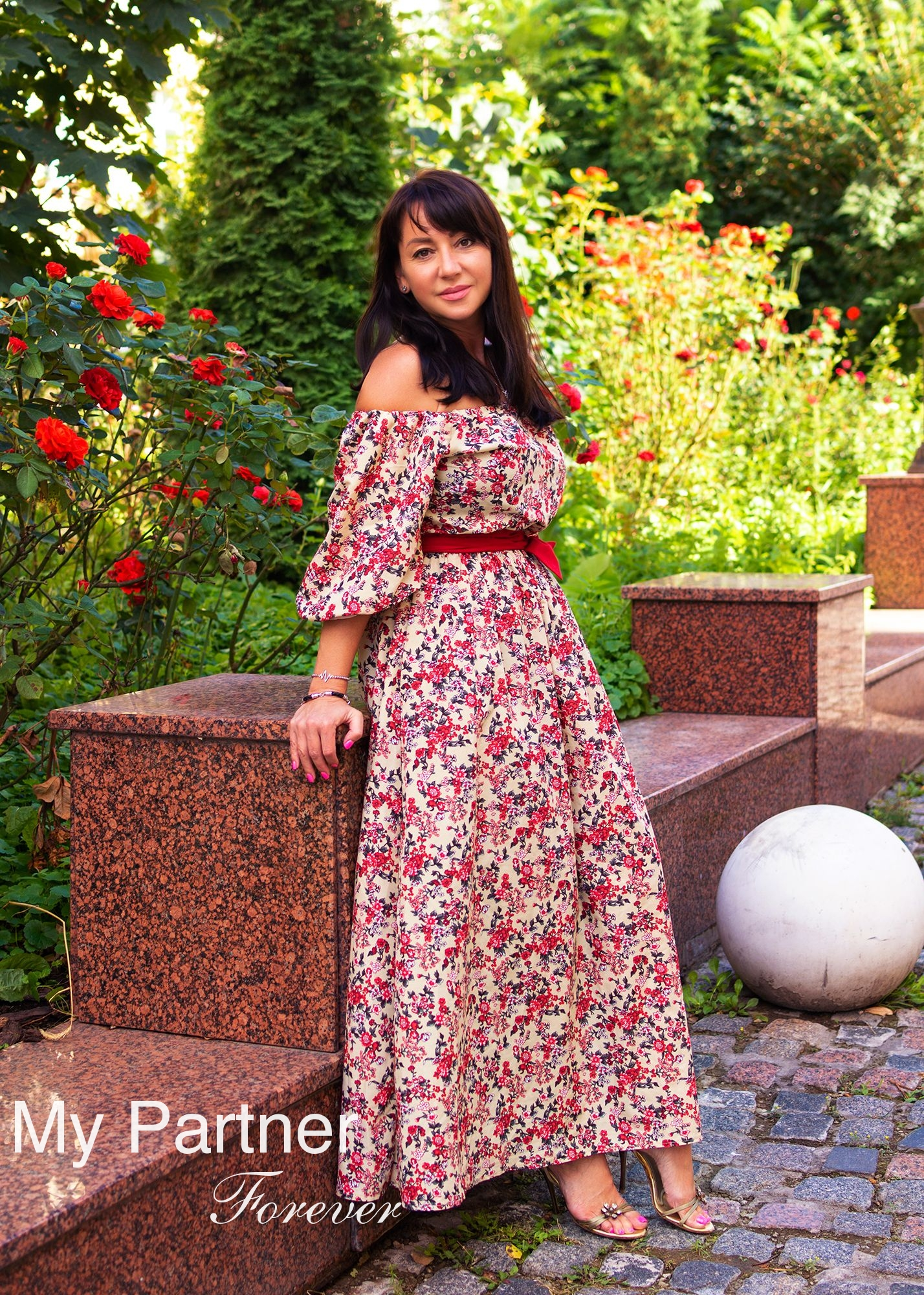 Charming Ukrainian Woman Nataliya from Kiev, Ukraine