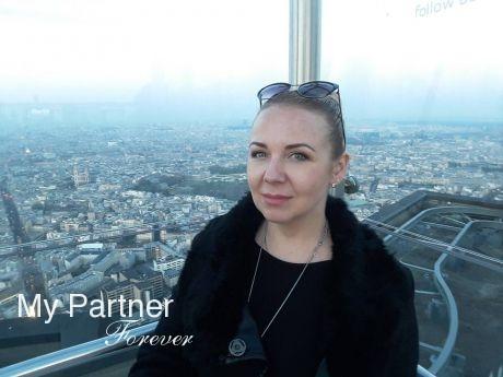 Charming Woman from Ukraine - Anzhela from Vinnitsa, Ukraine