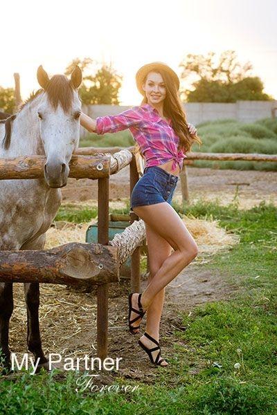 Charming Woman from Ukraine - Marina from Zaporozhye, Ukraine
