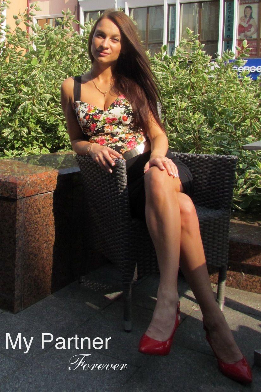 Dating Service to Meet Beautiful Belarusian Woman Elena from Grodno, Belarus