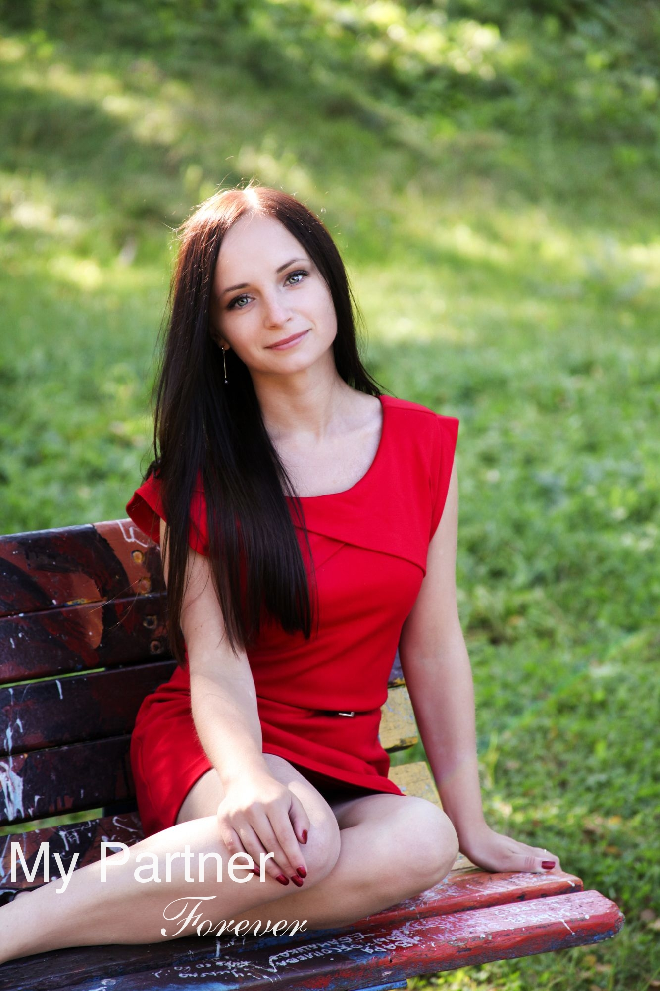 Dating Service to Meet Charming Russian Woman Kseniya from St. Petersburg, Russia