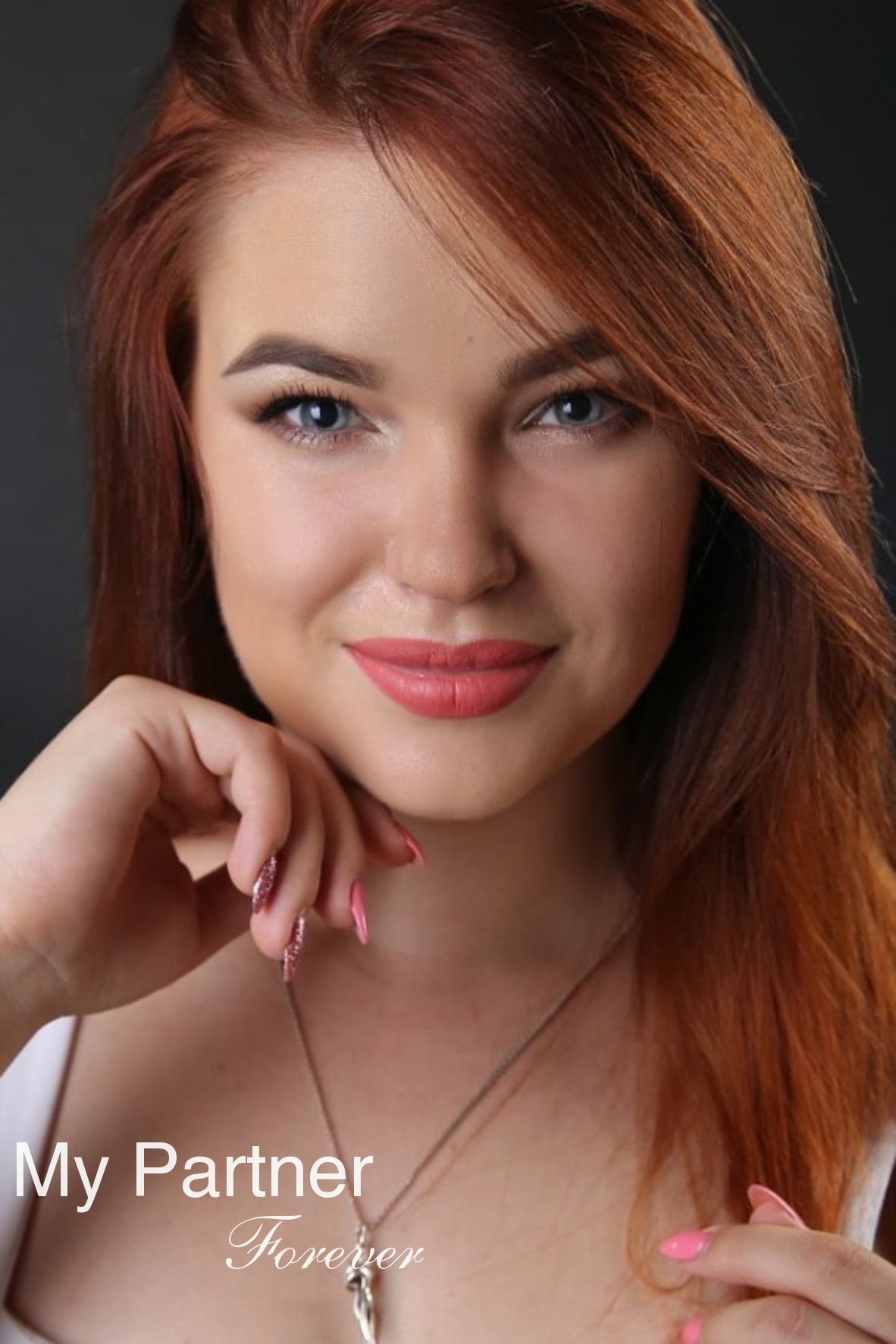 Dating Service to Meet Charming Ukrainian Girl Anastasiya from Vinnitsa, Ukraine