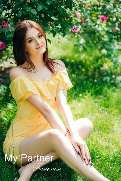 Dating Service to Meet Charming Ukrainian Lady Mariya from Zaporozhye, Ukraine