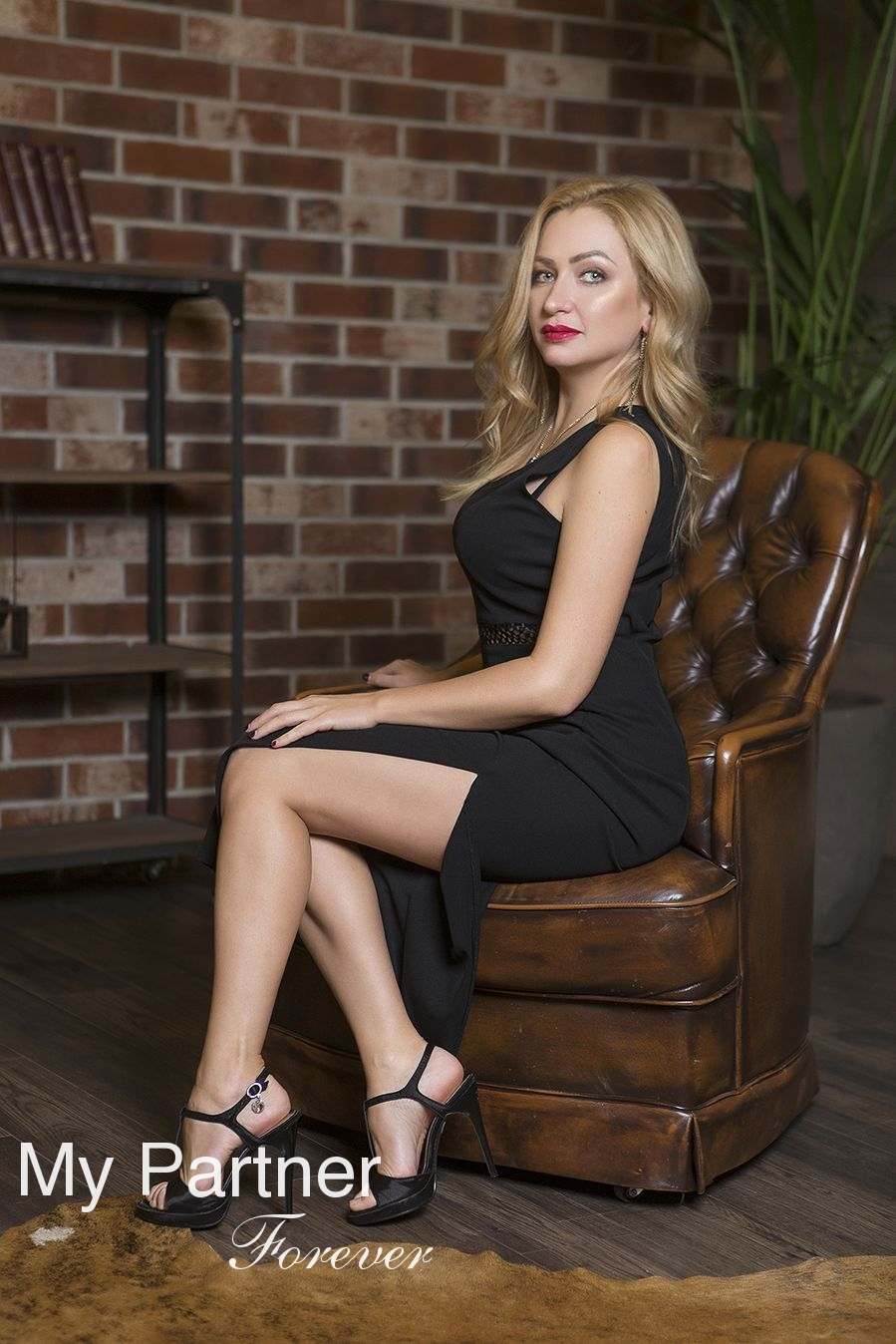 Dating Service to Meet Charming Ukrainian Lady Nataliya from Kiev, Ukraine