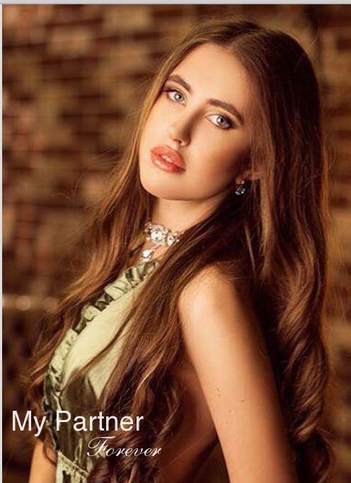 Dating Service to Meet Charming Ukrainian Woman Angelina from Kiev, Ukraine