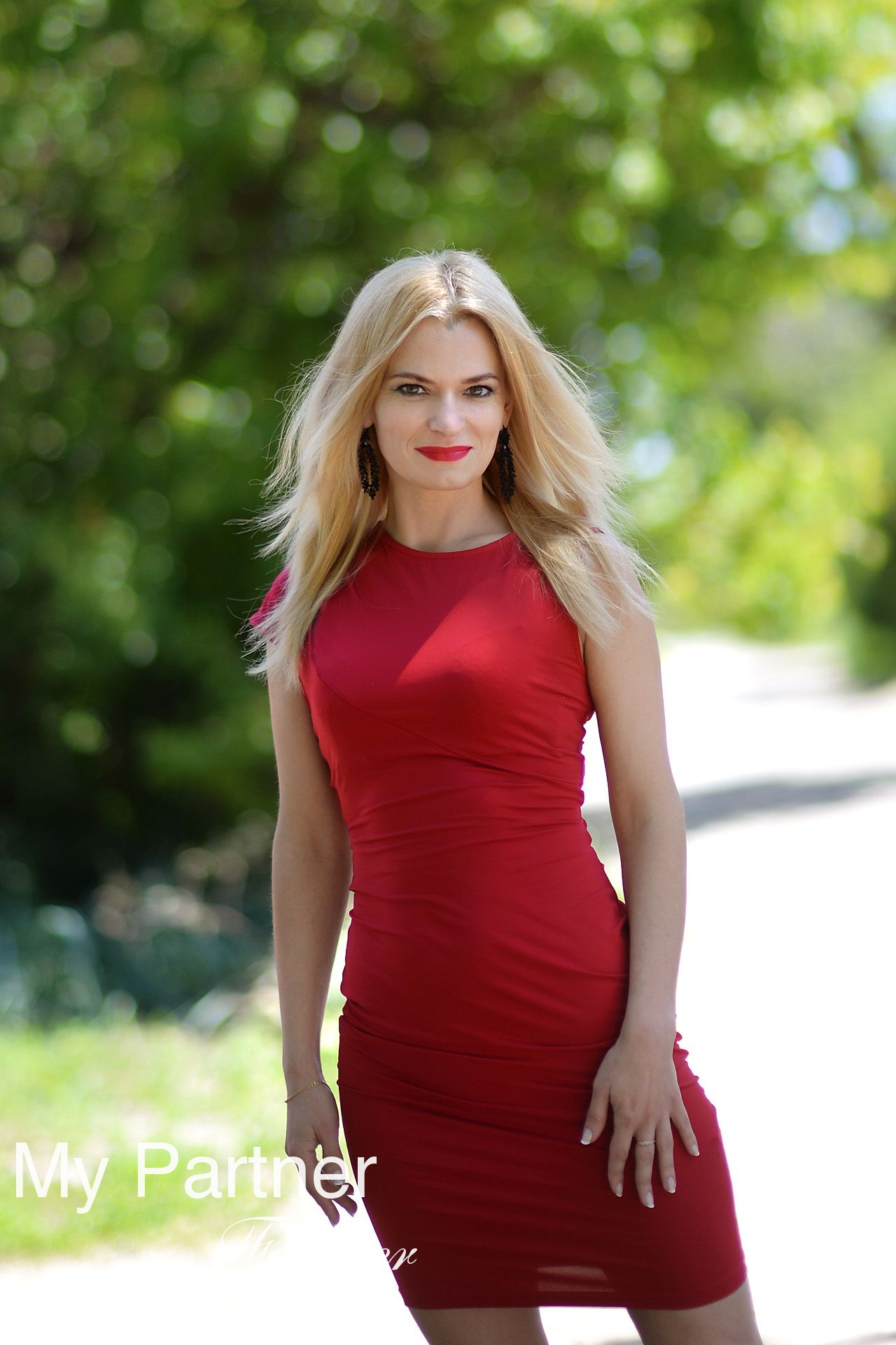 Dating Service to Meet Gorgeous Ukrainian Girl Marina from Kharkov, Ukraine