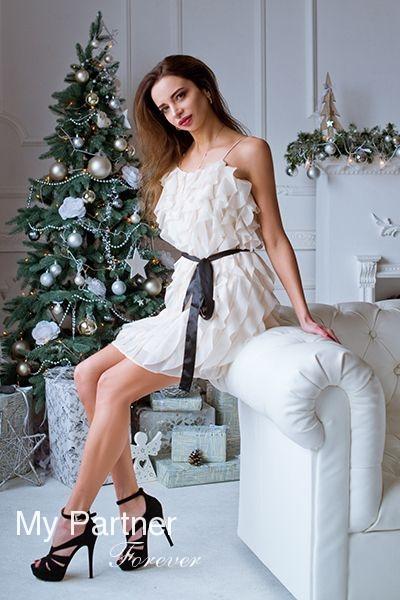 Dating Service to Meet Gorgeous Ukrainian Lady Anna from Zaporozhye, Ukraine