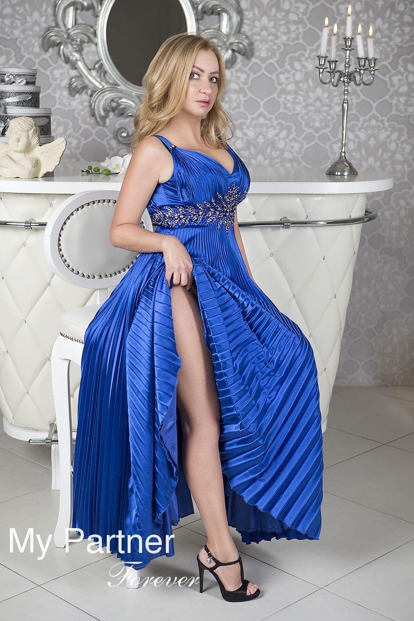 Dating Service to Meet Gorgeous Ukrainian Lady Nataliya from Kiev, Ukraine