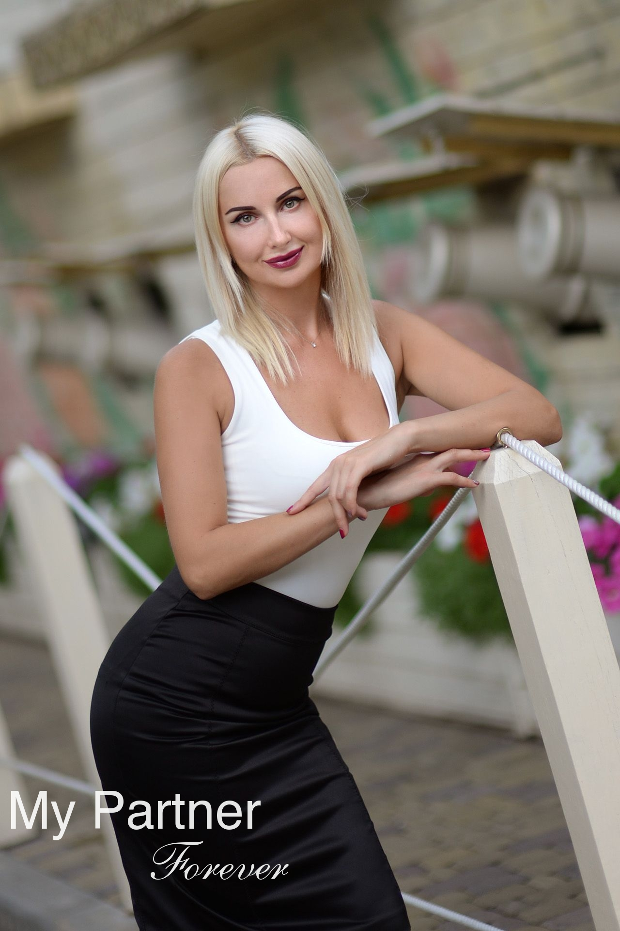 Dating Service to Meet Gorgeous Ukrainian Woman Marina from Kharkov, Ukraine