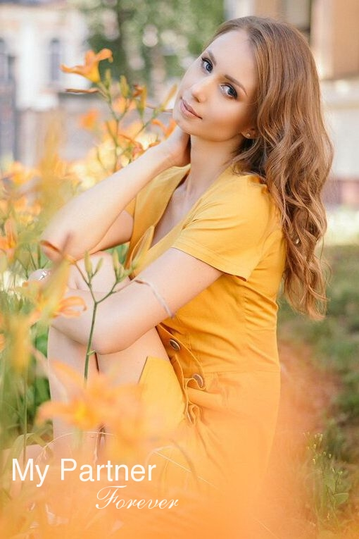 Dating Service to Meet Pretty Belarusian Lady Darya from Grodno, Belarus