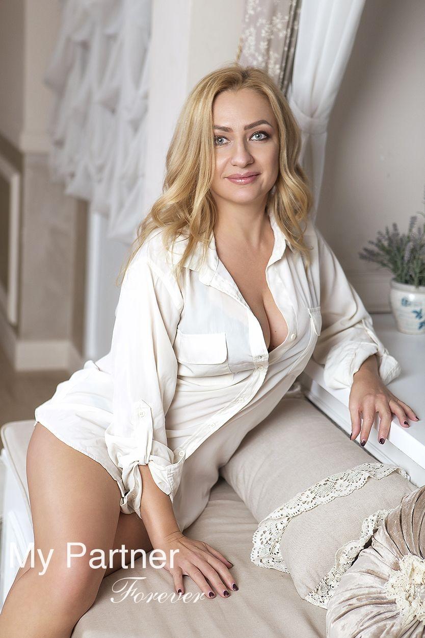 Dating Service to Meet Pretty Ukrainian Lady Nataliya from Kiev, Ukraine