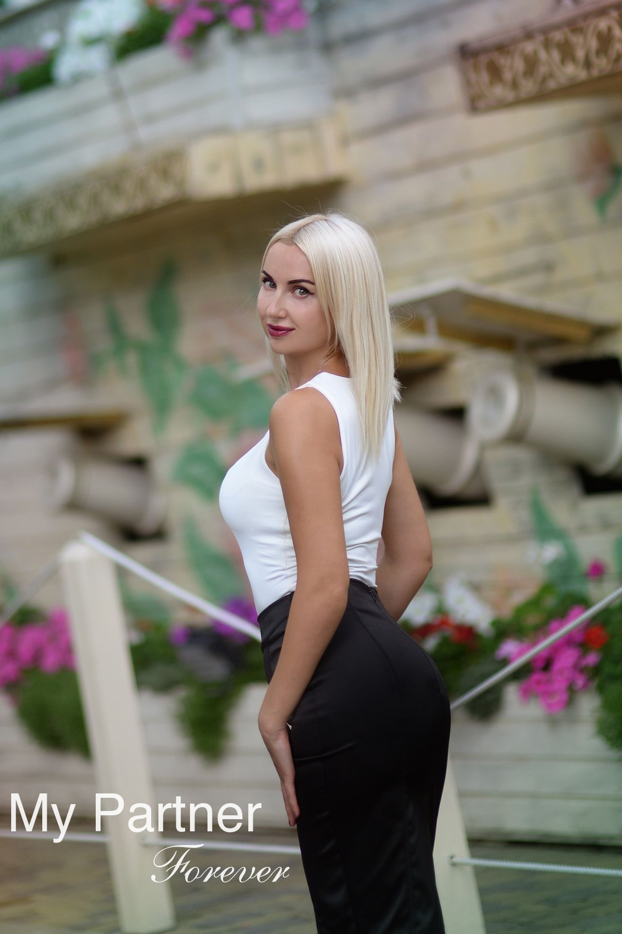 Dating Service to Meet Pretty Ukrainian Woman Marina from Kharkov, Ukraine