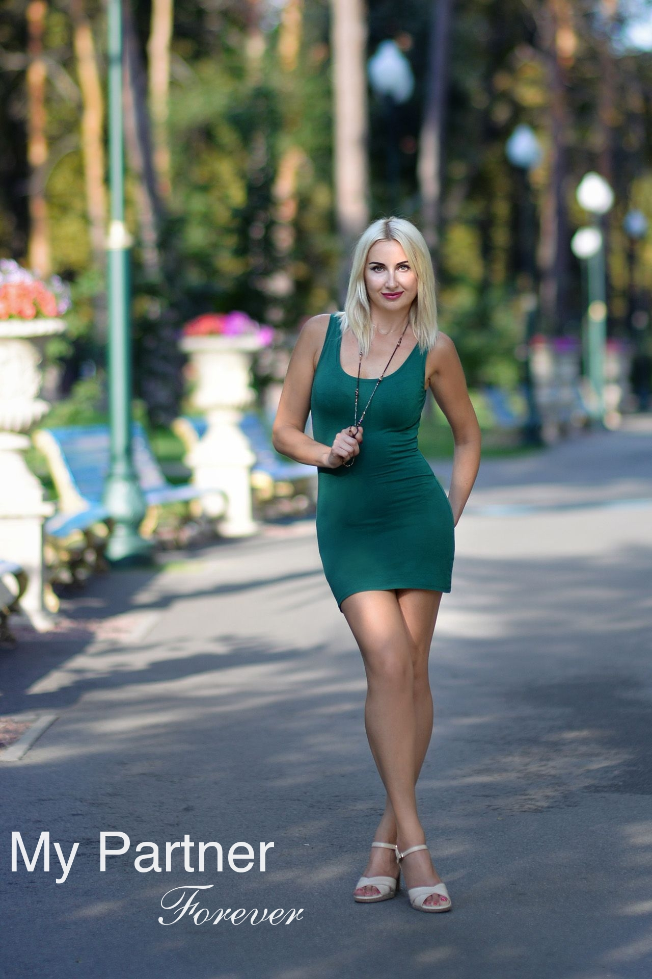 Dating Service to Meet Sexy Ukrainian Woman Marina from Kharkov, Ukraine