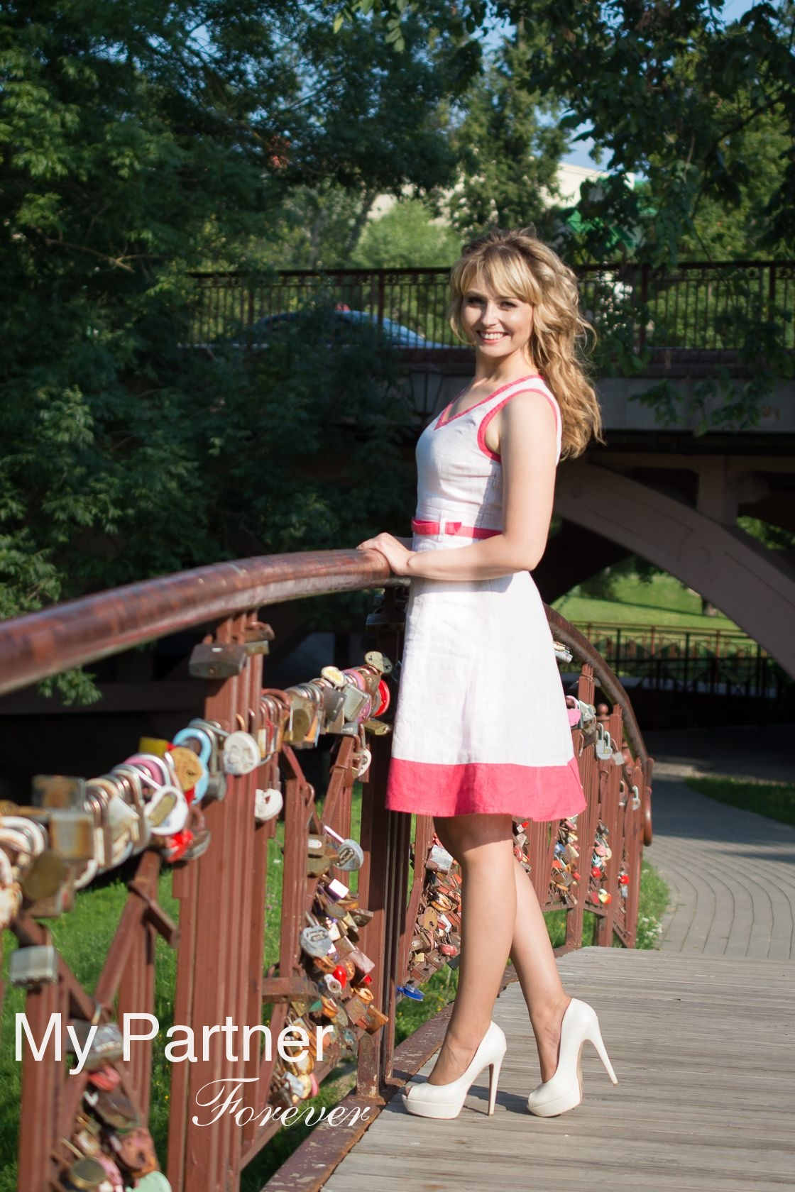 Dating Service to Meet Single Belarusian Girl Olesya from Grodno, Belarus