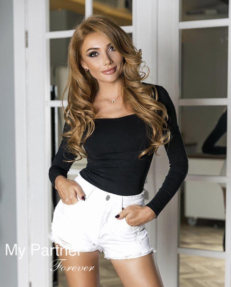 Dating Site to Meet Beautiful Ukrainian Girl Yuliya from Kiev, Ukraine