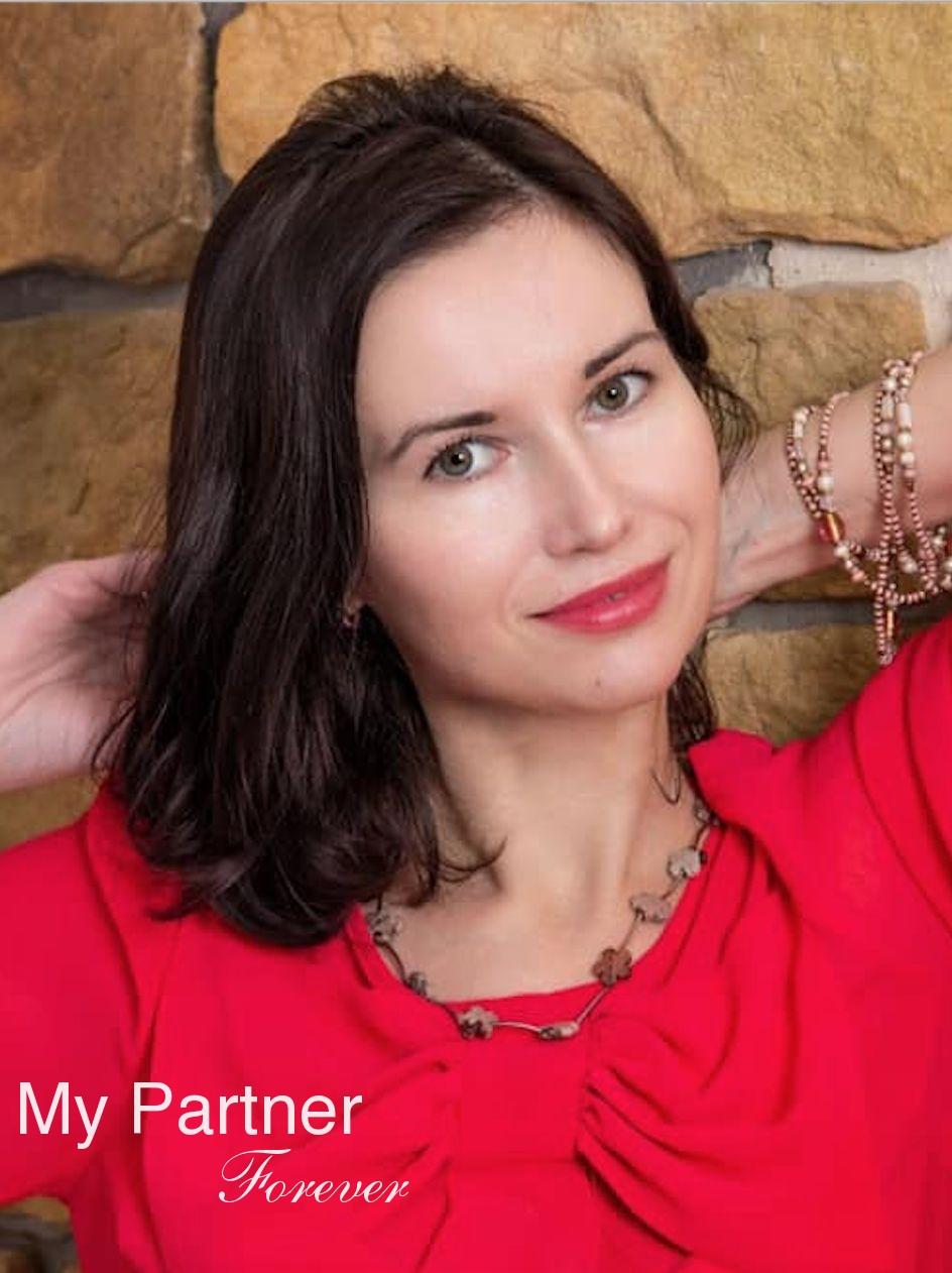 Dating Site to Meet Beautiful Ukrainian Woman Evgeniya from Kiev, Ukraine