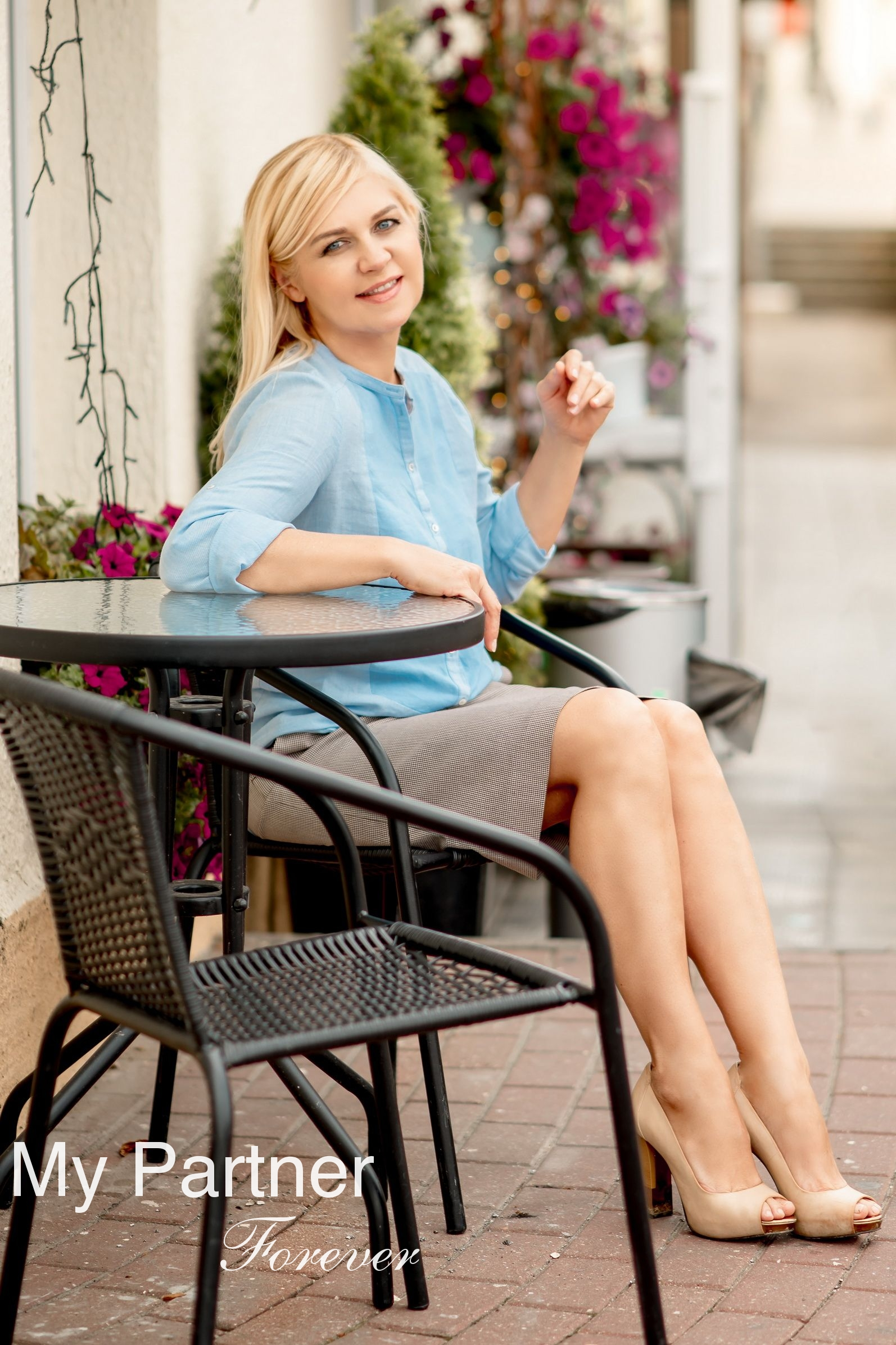 Dating Site to Meet Charming Belarusian Lady Larisa from Grodno, Belarus