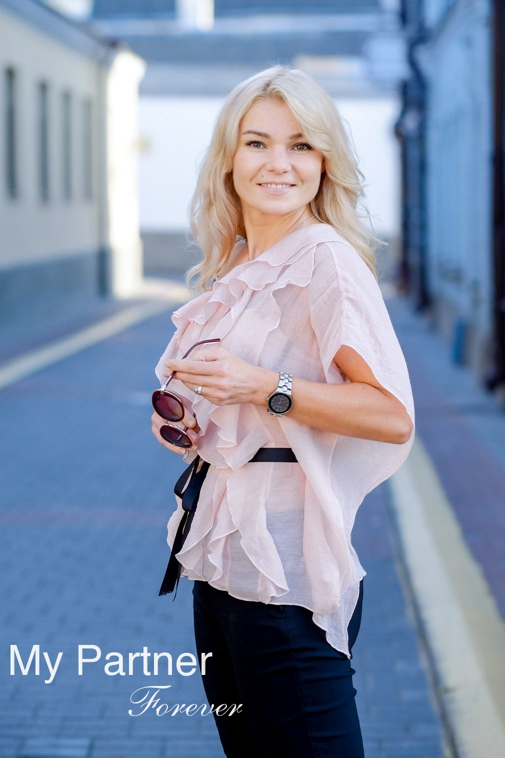 Dating Site to Meet Charming Belarusian Lady Olga from Grodno, Belarus