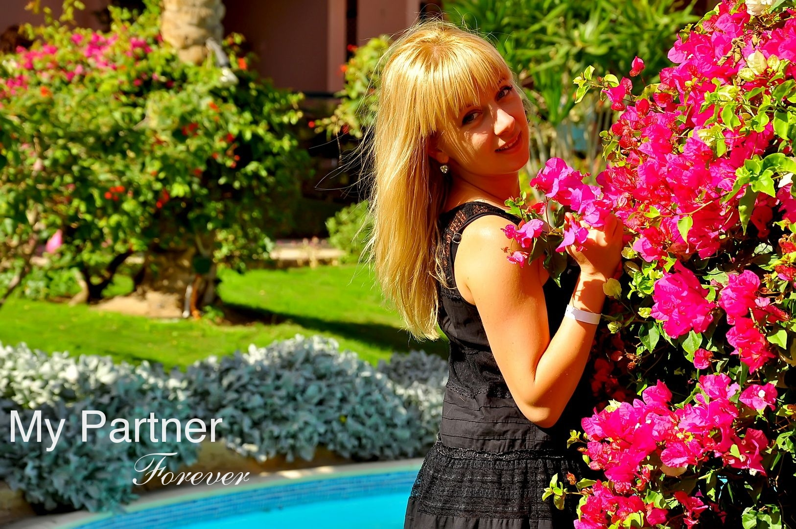 Dating Site to Meet Charming Ukrainian Girl Marina from Kharkov, Ukraine