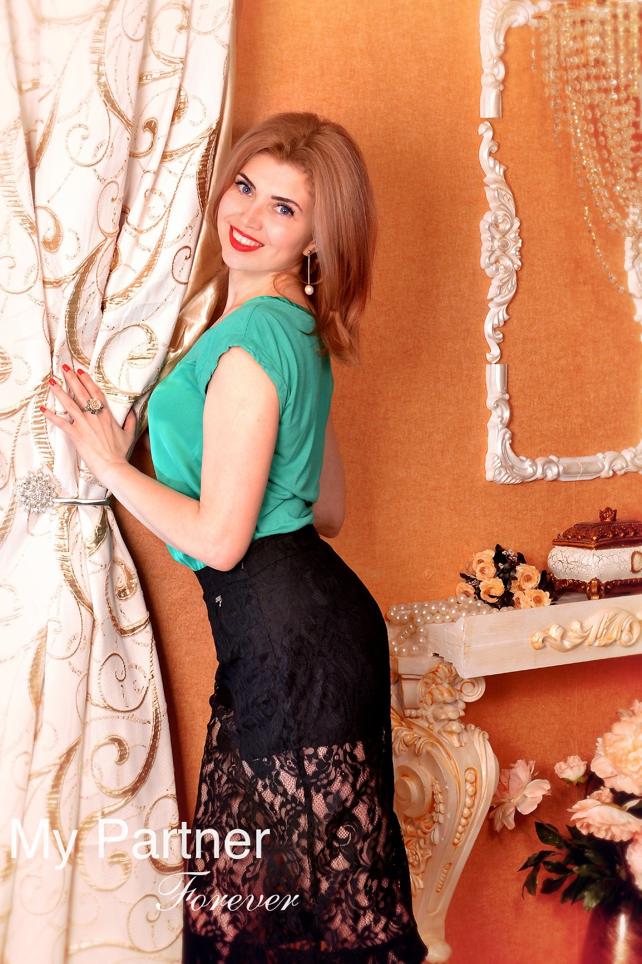 Dating Site to Meet Gorgeous Ukrainian Woman Alina from Kharkov, Ukraine