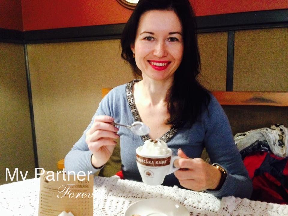 Dating Site to Meet Pretty Ukrainian Woman Evgeniya from Kiev, Ukraine