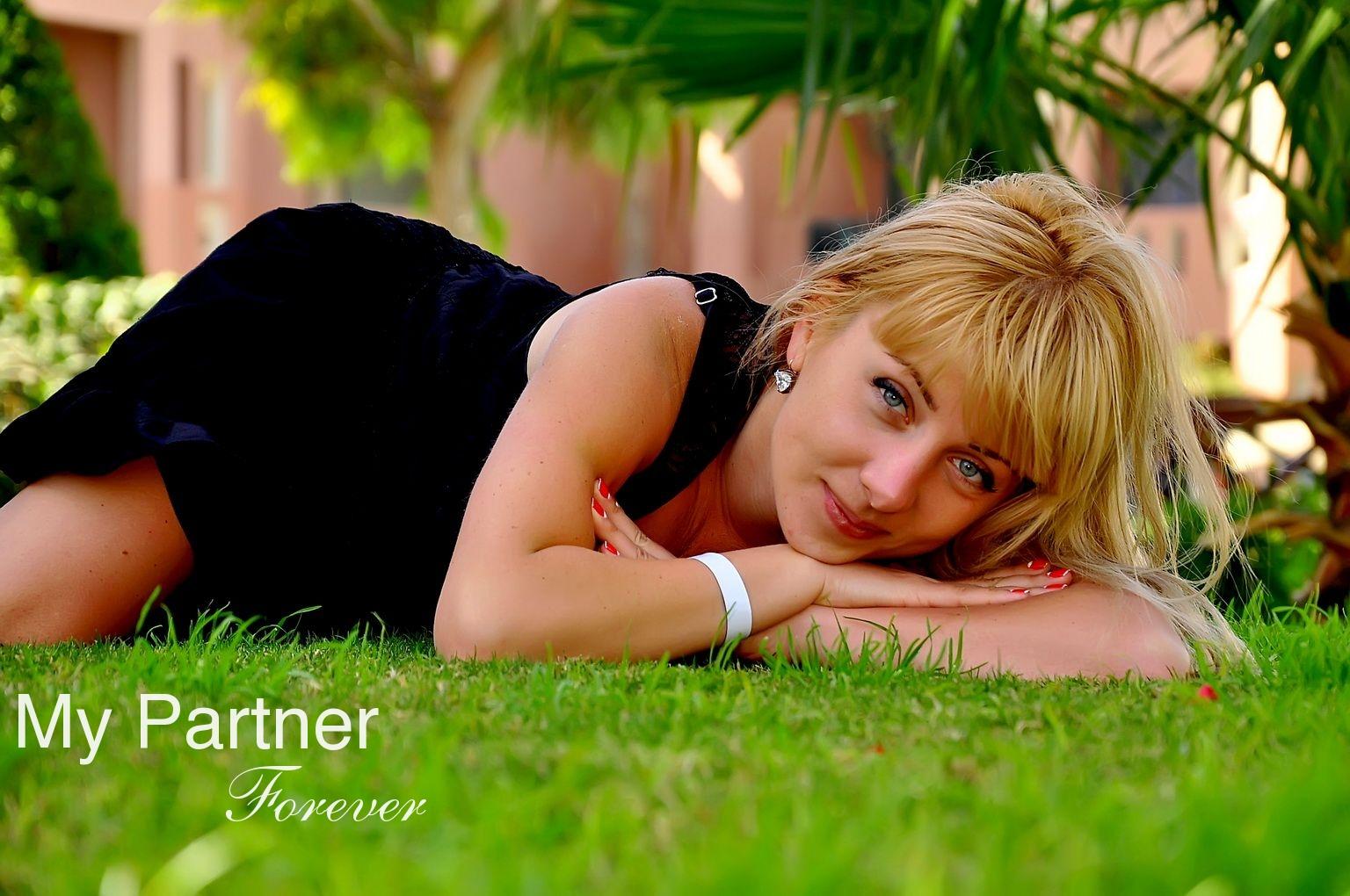 Dating Site to Meet Sexy Ukrainian Girl Marina from Kharkov, Ukraine